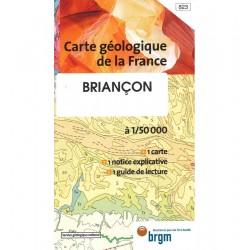 Carte géologique à 1/50 000...
